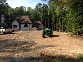 land grading in chapel hill nc